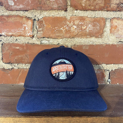 Apex Outfitter Dad Hat General Pukka Navy