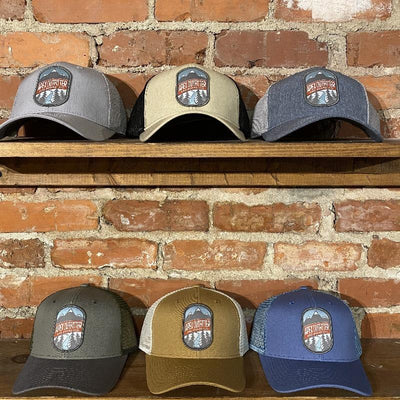 Apex Outfitter Logo Trucker Hat Inventory Pukka