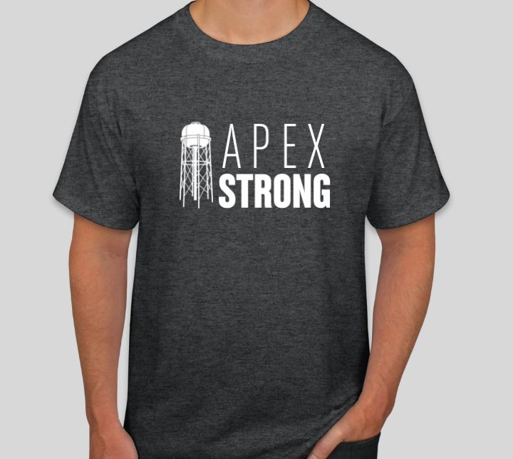 Apex Strong Tee - Men's General AOBC