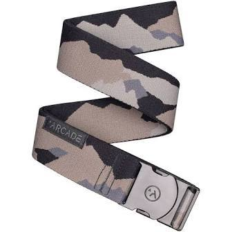 Arcade Ranger Adventure Belt - Mens Accessories Arcade Grey/Peaks Camo OS