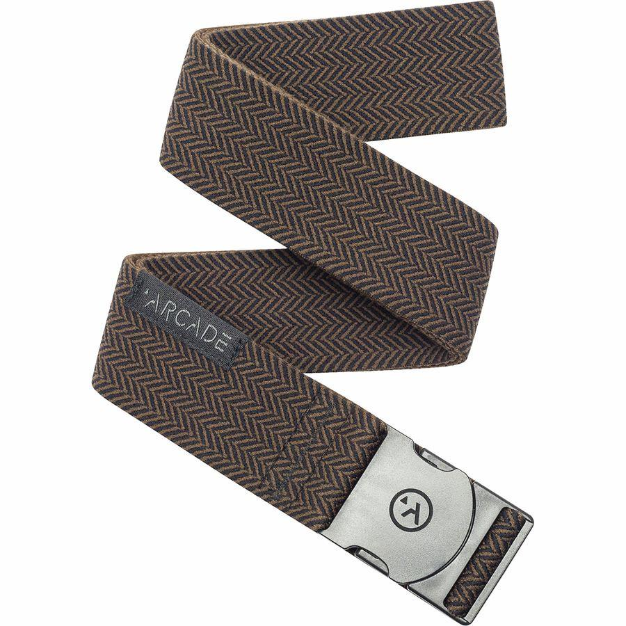Arcade Ranger Belt (Black / Brown) - Mens Inventory Arcade