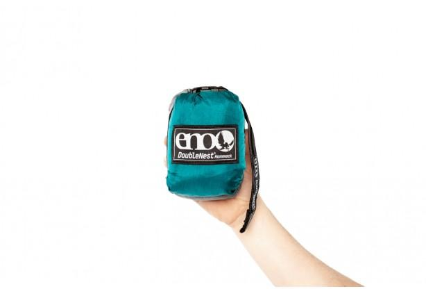 Eno Hammock - Doublenest Inventory Eno Orange/Grey