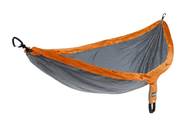 Eno Hammock - Singlenest Inventory Eno Orange/Grey