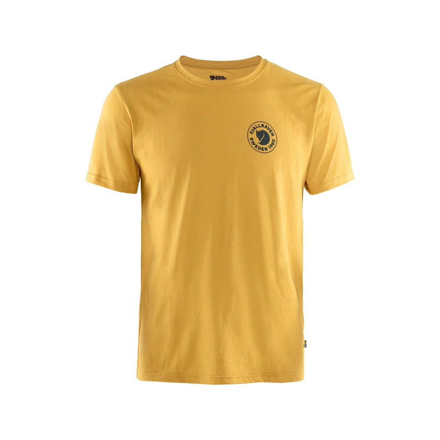 Fjallraven 1960 Logo T-­shirt - Men's General Fjall Raven S Ochre
