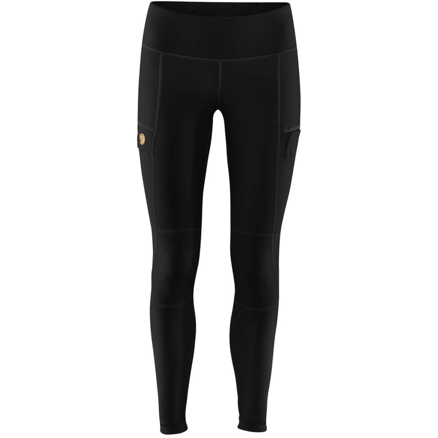 Fjallraven Abisko Trail Tights - Womens Pants Fjallraven