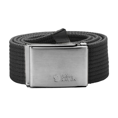 Fjallraven Canvas Belt General Fjallraven Dark Grey