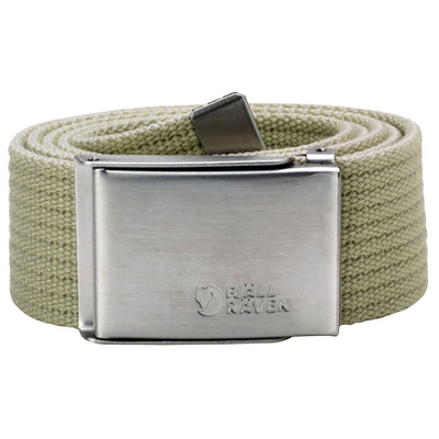 Fjallraven Canvas Belt General Fjallraven Light Khaki