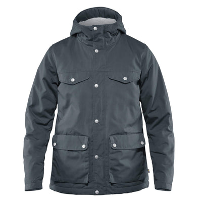 Fjallraven Greenland Winter Jacket - Womens Outerwear Fjallraven Dusk XS