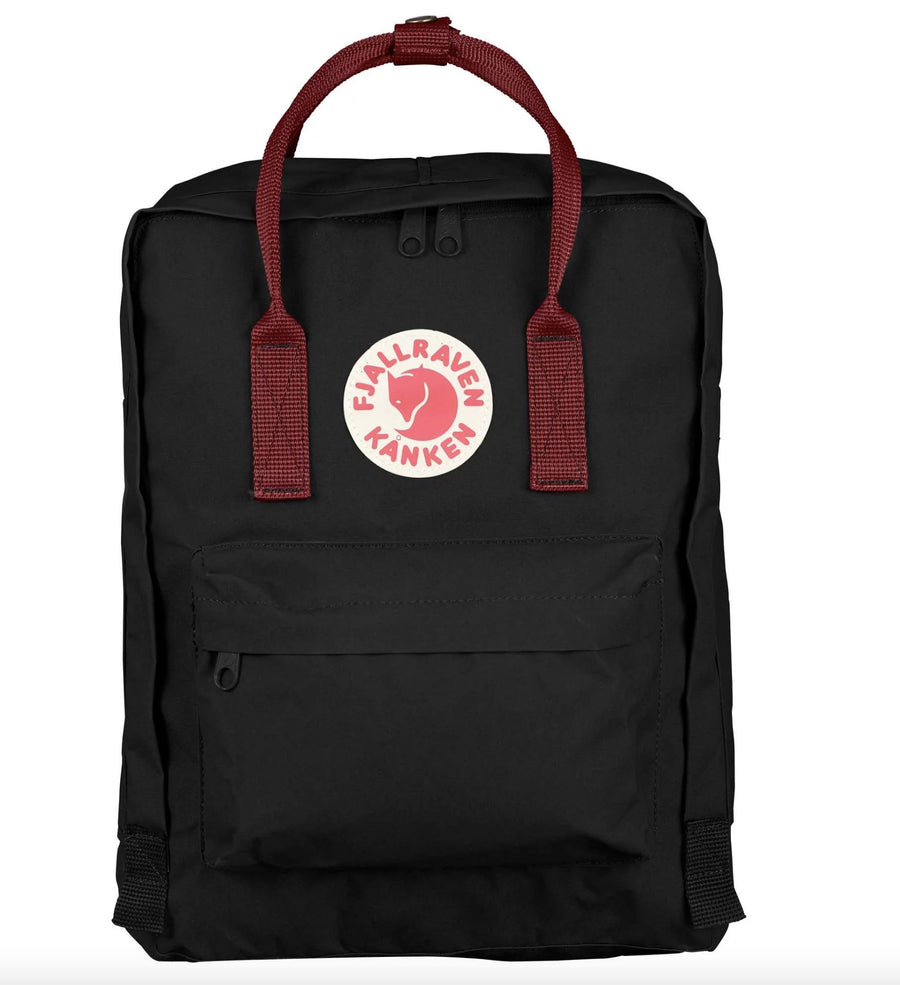 Fjallraven Kanken Backpack Bags & Packs Fjallraven Pink