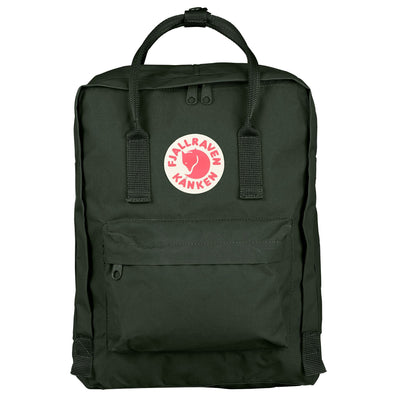 Fjallraven Kanken Backpack Bags & Packs Fjallraven Deep Forest