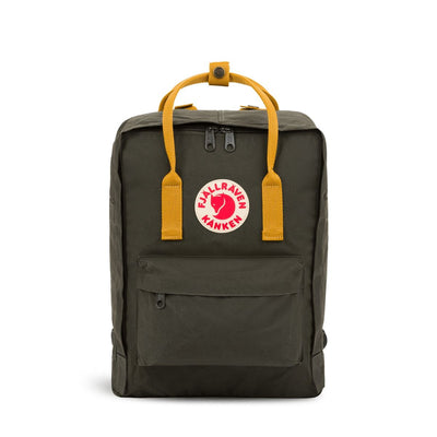 Fjallraven Kanken Backpack Bags & Packs Fjallraven Deep Forest/Acorn