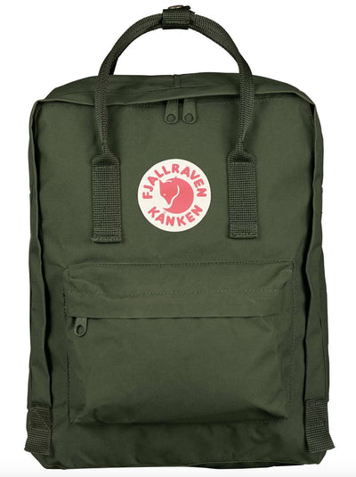 Fjallraven Kanken Backpack Bags & Packs Fjallraven Forest Green