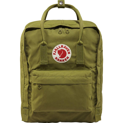 Fjallraven Kanken Backpack Bags & Packs Fjallraven Guacamole