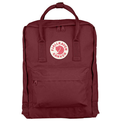 Fjallraven Kanken Backpack Bags & Packs Fjallraven Ox Red