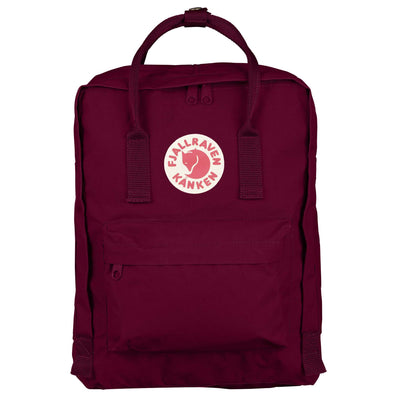 Fjallraven Kanken Backpack Bags & Packs Fjallraven Plum