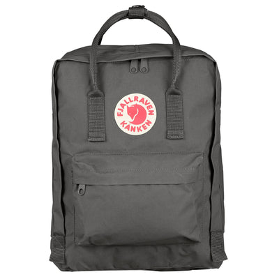 Fjallraven Kanken Backpack Bags & Packs Fjallraven Super Grey