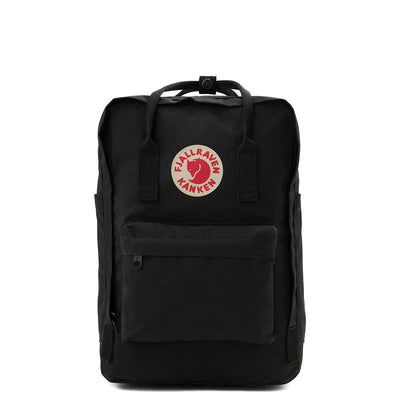 "Fjallraven Kanken Laptop 15"" Bags & Packs Fjall Raven Black"