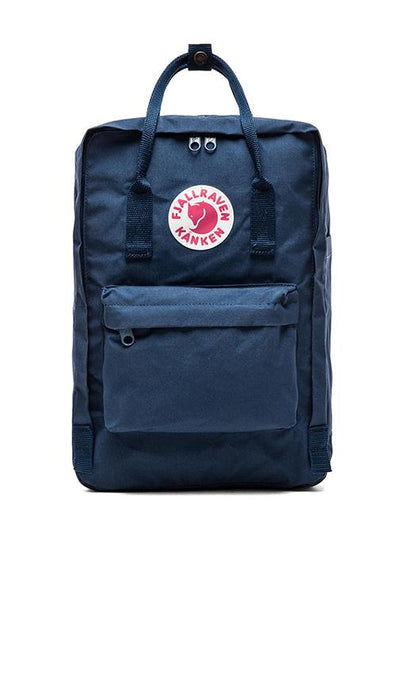 "Fjallraven Kanken Laptop 15"" Bags & Packs Fjall Raven Royal Blue"