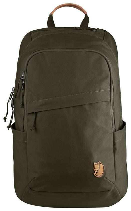 Fjallraven Raven 20 Backpack Inventory Fjall Raven Super Grey