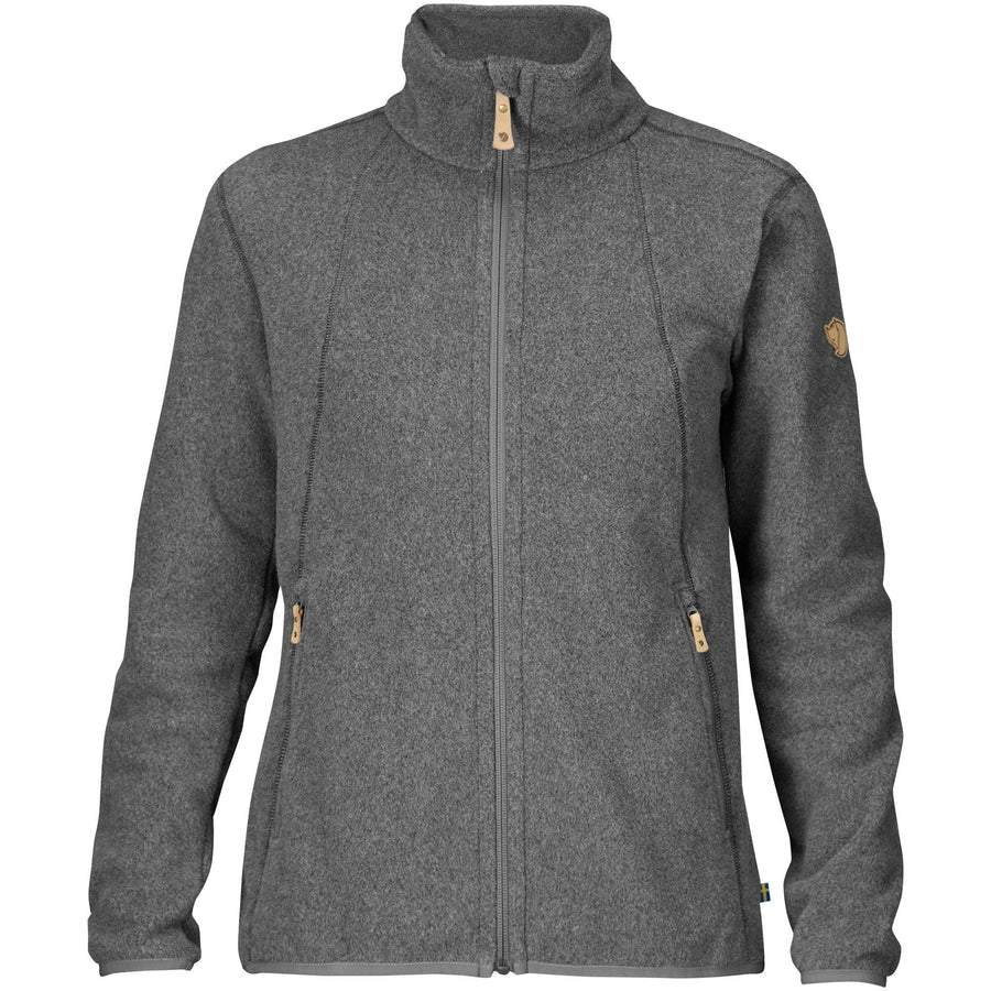 Fjallraven Stina Fleece - Women's General Fjall Raven XS Dark Grey