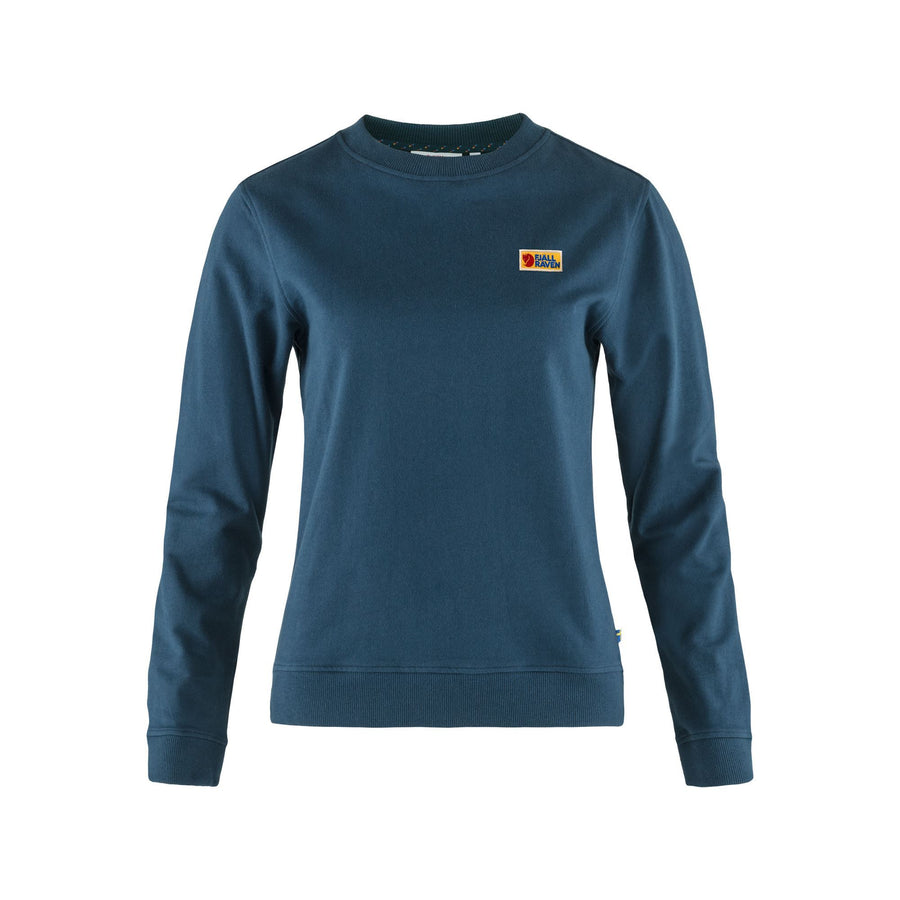 Fjallraven Vardag Sweater - Women's General Fjall Raven XS Red Oak