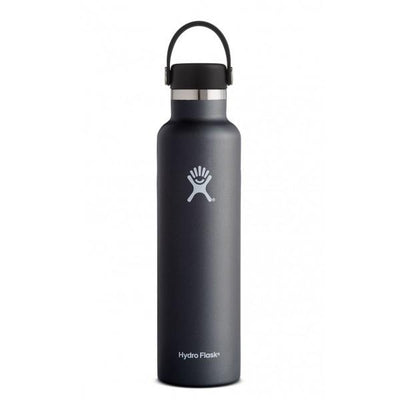 Hydro Flask 24 oz Standard Mouth Inventory Hydro Flask Black 24 oz