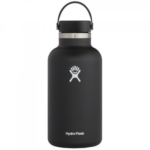 HydroFlask 64oz Wide Mouth General Hydro Flask Black