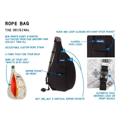 Kavu Rope Bag General KAVU