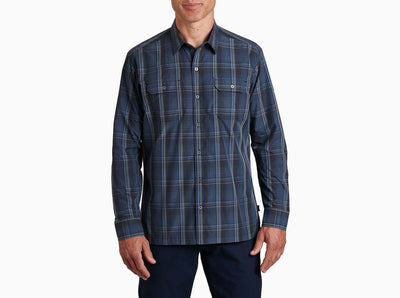 Kuhl Response Long Sleeved Shirt - Men's General Kuhl M Meadow Mist