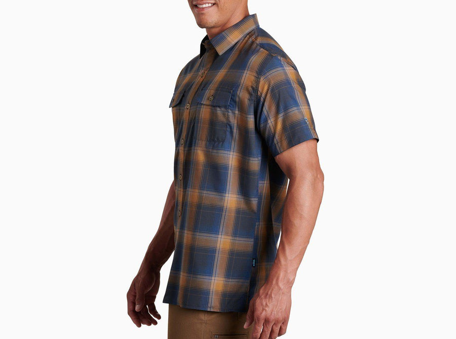Kuhl Response Shirt - Men's Shirts Kuhl M Midnight Gold