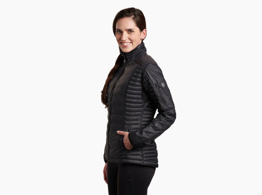Kuhl Spyfire Jacket - Women's Outerwear Kuhl XS Blackout