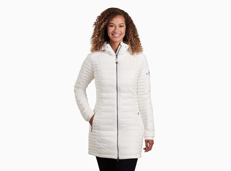 Kuhl Spyfire Parka - Women's Jackets & Fleece Kuhl XS Blackout