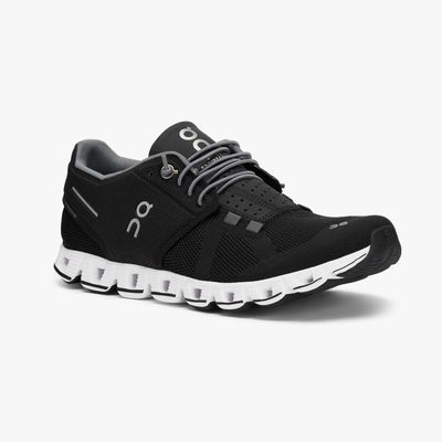 On Running Cloud Shoe - Women's General On Cloud 6.5 Black/White