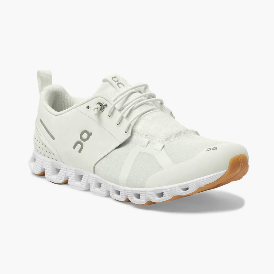 On Running Cloud Terry - Women's General On Cloud 6 Black/White