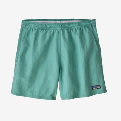 Patagonia Baggies Shorts - Womens Shorts Patagonia Light Beryl Green XS