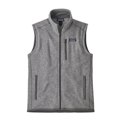 Patagonia Better Sweater Vest - Mens Jackets & Fleece Patagonia Stonewash S
