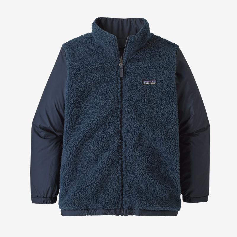 Patagonia Boys 4-in-1 Everyday Jacket Outerwear Patagonia S New Navy