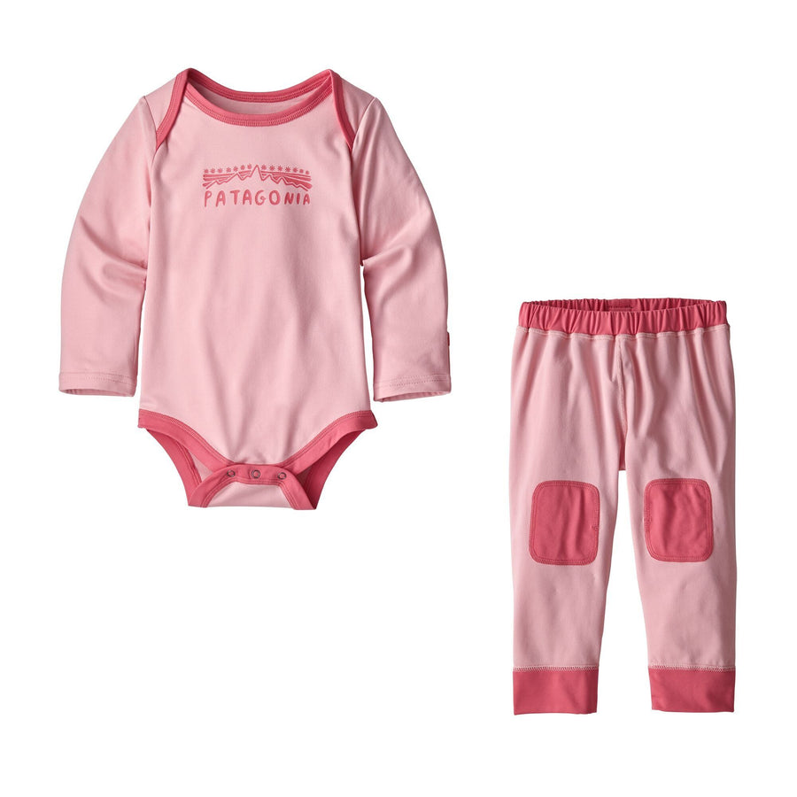 Patagonia Infant Capilene Set Pants Patagonia