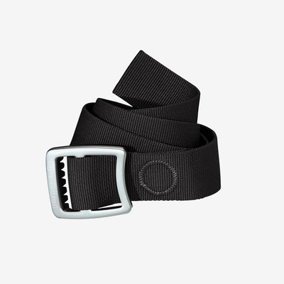 Patagonia Mens Tech Web Belt Accessories Patagonia Black ALL