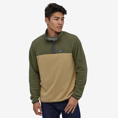 Patagonia Micro D Snap-T Pullover - Men's Jackets & Fleece Patagonia
