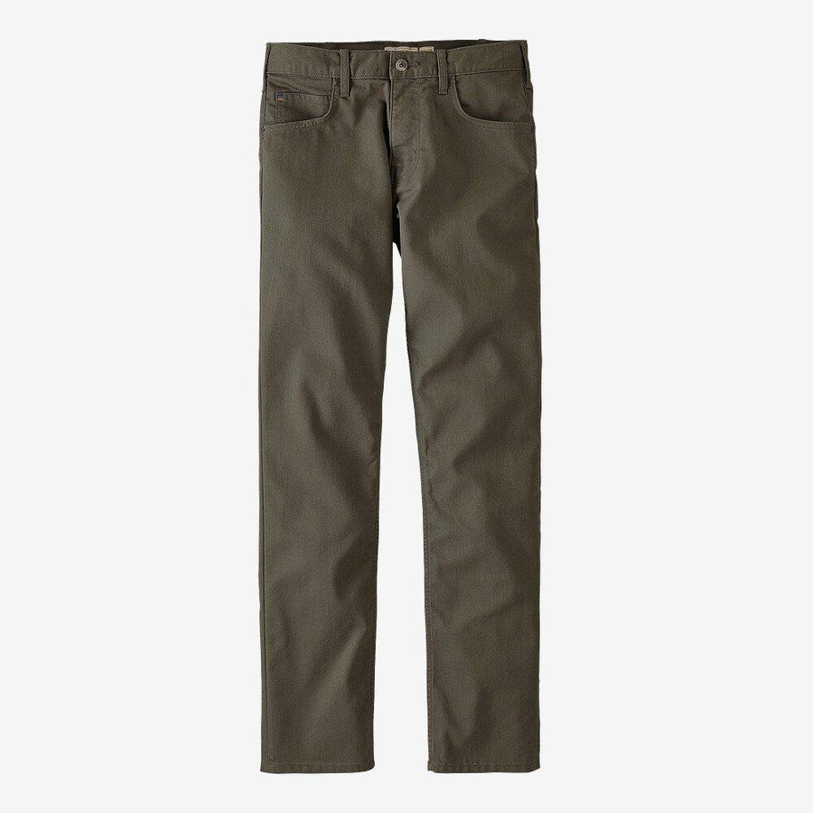 Patagonia Performance Twill Jeans (32in. Inseam) - Men's General Patagonia 38 Forge Grey