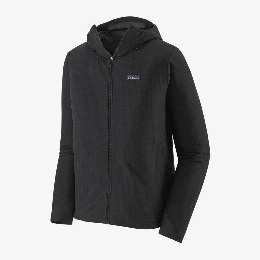 Patagonia R1 Techface Hoody - Men's General Patagonia S Black