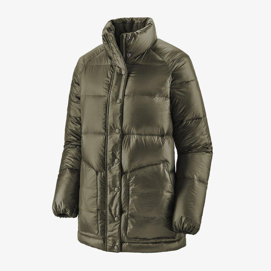 Patagonia Raven Rocks Coat - Women's General Patagonia XS Basin Green