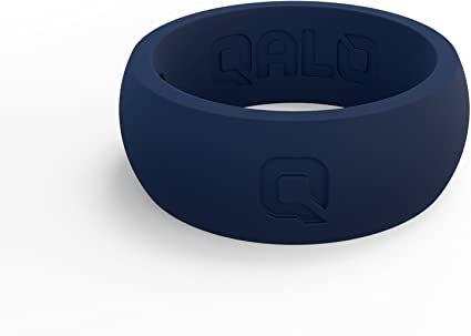 QALO Classic Silicone Ring - Men's Inventory Qalo BLACK 10