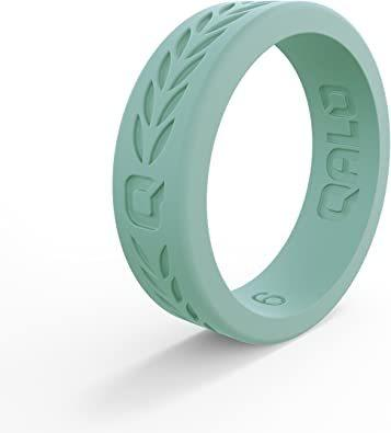 QALO Laurel Silicone Ring - Women's Inventory Qalo