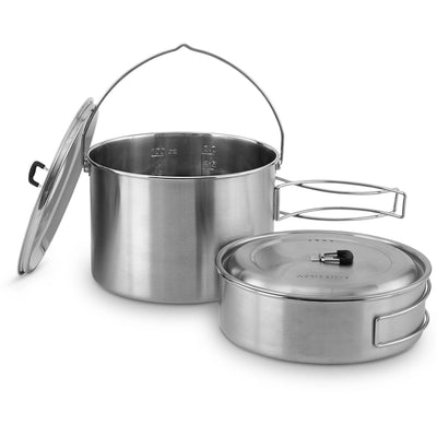 Solo Stove 2 Pot Set General solo stove