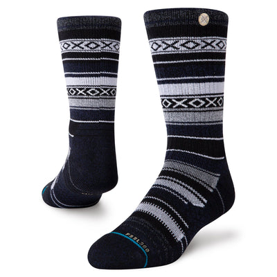 Stance Adventure Hiking Socks Accessories Stance M (Ws 8-10.5) (Ms 6-8.5) Range Creek Crew