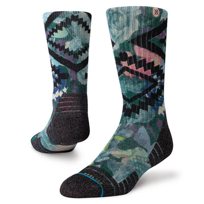 Stance Adventure Hiking Socks Accessories Stance S (Ws 5-7.5) Desert Rose