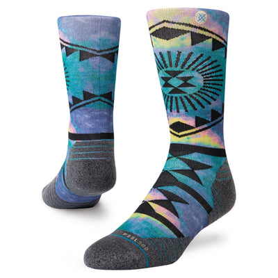Stance Adventure Hiking Socks Accessories Stance S (Ws 5-7.5) Hines Ridge