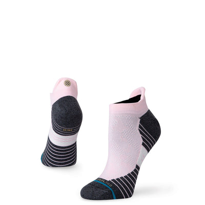 Stance Athletic Tab Socks - Womens Accessories Stance S (Ws 5-7.5) Girl Crush Pink
